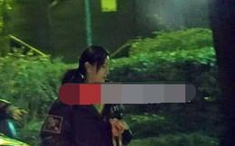 Lộ clip Phạm Băng Băng cáu kỉnh với trợ lý, giật khẩu trang vì sợ bị chụp hình