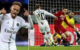 Gục ngã dưới chân PSG, Liverpool đối diện nỗi hổ thẹn lớn tại Champions League