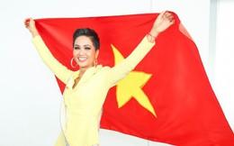 Hoa hậu H'Hen Niê: 'Tôi ao ước Việt Nam vô địch AFF Cup 2018'