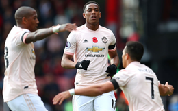 Vòng 11 Premier League 2018/19: Bournemouth 1-2 Man United