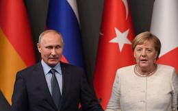 """Bộ tứ Nga-Pháp-Đức-Thổ """"gật gù"""" công nhận ông Assad đã thắng"""