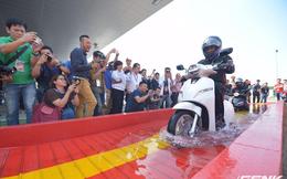 Chuyên gia giải đáp về xe máy điện VinFast: kháng nước tiêu chuẩn gì? Bảo hành bao lâu? Sạc bao phút thì chạy được?