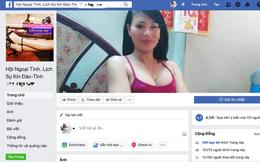 """Góc hết hồn: Lướt Facebook, vợ trẻ sững sờ phát hiện """"Hội ngoại tình lịch sự, kín đáo"""" hoạt động sôi nổi"""
