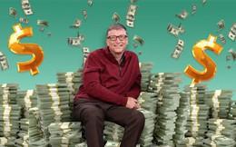 Bill Gates sẽ không nhặt tiền rơi trên phố nếu ít hơn 45.000 USD và đây là lý do!