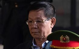 Mức án của Cựu tổng cục trưởng Cảnh sát Phan Văn Vĩnh cao hơn đề nghị