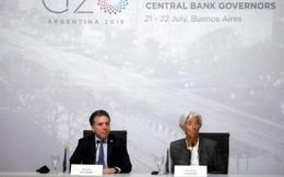Các Bộ trưởng tài chính G20 họp về bất đồng thương mại Mỹ - Trung