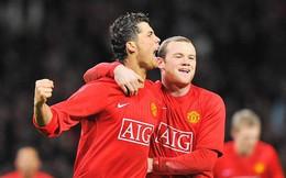Ronaldo tiết lộ câu nói suốt đời không quên của Rooney