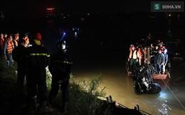 Từ vụ xe Mercedes lao xuống sông Hồng: Cách thoát chết khi ô tô chìm xuống nước