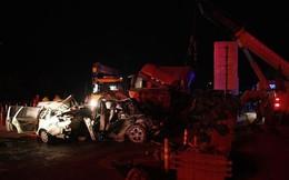 Đâm xe liên hoàn thảm khốc trên cao tốc, 59 người thương vong