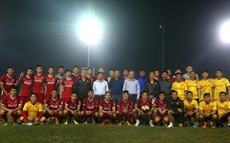 Bộ trưởng Nguyễn Ngọc Thiện muốn ĐT Việt Nam lập kì tích như ở giải U23 Châu Á và ASIAD 18