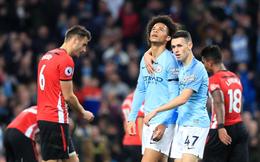 Vòng 11 Premier League 2018/19: Man City 6-1 Southampton