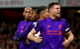 Vòng 11 Premier League 2018/19: Liverpool 1-1 Arsenal