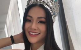 Nhan sắc khác biệt của Hoa hậu Trái đất Phương Khánh chỉ sau chưa đầy nửa năm