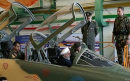 Iran sản xuất hàng loạt tiêm kích mới tự chế tạo: Sẵn sàng nghênh chiến Mỹ?