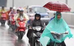 Dự báo thời tiết 6.11: Không khí lạnh vừa rời đi lại ập đến, gây mưa lớn diện rộng