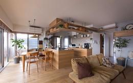 Căn hộ 85m² dưới đây là đại diện điển hình cho cuộc sống của tầng lớp trẻ ở Nhật Bản