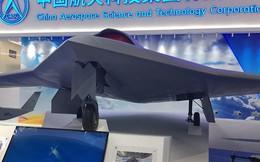 """Máy bay không người lái Trung Quốc """"nhái"""" RQ-170 Sentinel của Mỹ ở Chu Hải"""