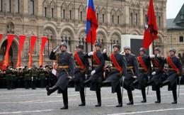 Nga tái hiện cuộc duyệt binh độc nhất vô nhị trong lịch sử Thế giới