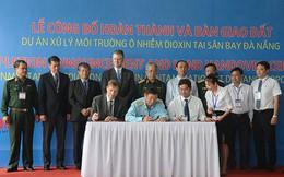 Việt Nam và Hoa Kỳ hoàn thành Dự án Xử lý ô nhiễm môi trường tại Sân bay Đà Nẵng