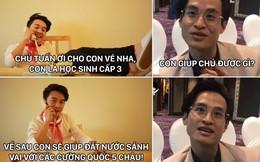 Học cầu thủ ĐT Việt Nam, dân tình lầy lội nghĩ ra đủ lời đề nghị Hà Anh Tuấn bán vé concert cho mình