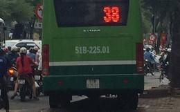 Xe buýt leo vỉa hè trên quốc lộ ở TP.HCM: Đề nghị xử lý nghiêm