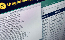 Chuyên gia nói gì việc khách hàng thegioididong bị rò rỉ thông tin?
