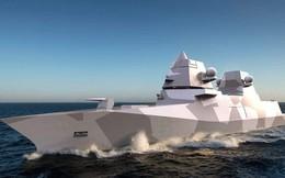 Tập đoàn Damen giới thiệu thiết kế khinh hạm mới: Vượt trội hơn nhiều so với tàu Sigma