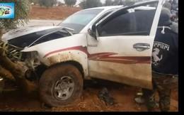 Du kích quân người Kurd phục kích giết 3 lính Thổ Nhĩ Kỳ ở Afrin