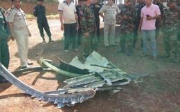 Nhiều mảnh vỡ kim loại bất ngờ rơi xuống ngôi làng ở Campuchia, người dân tá hỏa cho rằng chúng là tàu của người ngoài hành tinh