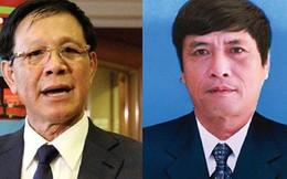 Ngoài ông Phan Văn Vĩnh, cựu Thiếu tướng Nguyễn Thanh Hóa cũng phải nhập viện