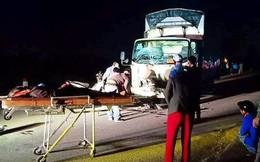 Người đàn ông 'kẹp 3' đèo vợ và em vợ về quê bị xe tải tông trực diện, cả 3 tử vong tại chỗ