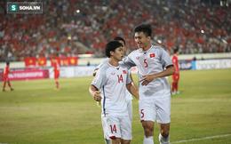 Công Phượng, Quang Hải thất thế trong cuộc đua với cầu thủ Thái Lan, Malaysia