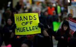 Biểu tình khắp Mỹ ủng hộ Công tố viên Mueller và cuộc điều tra Nga