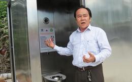 """Chủ tịch Hiệp hội Nhà vệ sinh VN: """"Đâu chỉ cười, người ta còn nói tôi bị khùng, biến thái"""""""
