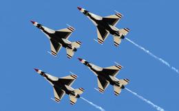 Mỹ đang chuẩn bị cho cuộc đại chiến với Nga - Trung: Không quân mạnh chưa từng thấy