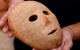 Bí ẩn mặt nạ đá 9.000 năm mới tìm thấy ở Israel, có cả xương gò má và mũi hoàn hảo