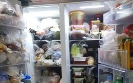 Bức ảnh hút hàng nghìn lượt like sau một giờ và chiếc tủ lạnh 'thạch sanh' của mẹ chồng