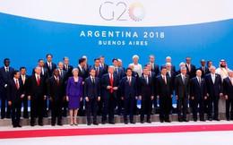Chi tiết lạ thường trong bức ảnh lưu niệm chụp các lãnh đạo G20