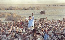 """Những khoảnh khắc đáng nhớ trong cuộc đời cựu Tổng thống Bush """"cha"""""""