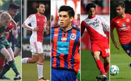 Năm hảo thủ châu Âu có thể khuấy đảo AFF Cup