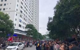 Cháy ở tầng 31 chung cư HH Linh Đàm: Phát hiện một phụ nữ tử vong
