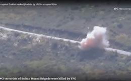 """Du kích bí mật Kurd liên tiếp tấn công phá hủy xe cơ giới, diệt chiến binh """"nổi dậy"""""""