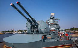 Báo TQ chế giễu: Không nhờ Bắc Kinh, khu trục hạm Sovremenny mua từ Nga đã thành bảo tàng