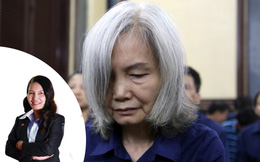 Số phận nghiệt ngã của người phụ nữ tóc bạc quyền lực một thời của Ngân hàng Đông Á
