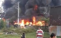Cháy lớn tại 3 công ty ở TP.HCM, hơn 100 cảnh sát căng mình dập lửa