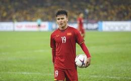 """""""Chặt chém"""" Quang Hải không nương tay, Malaysia bất ngờ nhận giải """"chơi đẹp"""""""