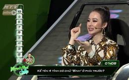 """Angela Phương Trinh khiến khán giả ngỡ ngàng khi chơi """"Nhanh như chớp"""""""