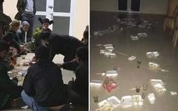 Rác la liệt trong trụ sở VFF sau bữa ăn tạm chờ mua vé chung kết AFF Cup gây bức xúc