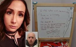 Không chấp nhận ly hôn, người chồng ghen tuông đến mất cả lý trí bất chấp 2 con thơ ra tay giết vợ rồi để lại lời nhắn rợn người