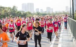 Giải Marathon quốc tế TP.HCM Techcombank 2018 thu hút gần một vạn người tham gia